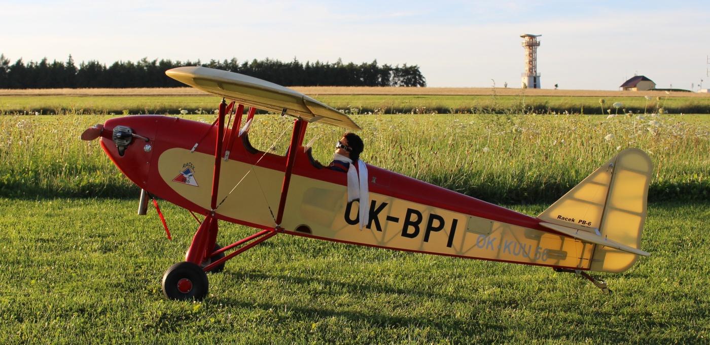 Letecko-modelářský klub Pavlíkov